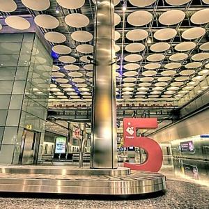 Фото №1 - Терминал 5 оскандалился