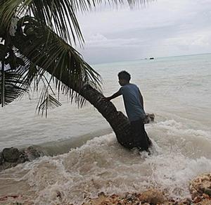 Фото №1 - Уровень океана стремительно растет