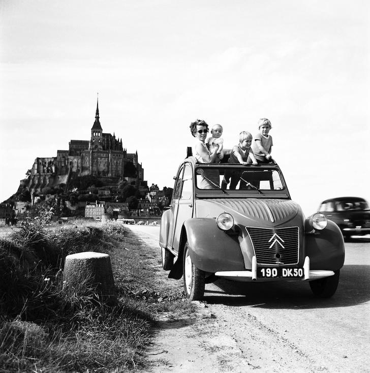 Фото №6 - От зубцов и боеприпасов до автомобиля Фантомаса: история и современность Citroën