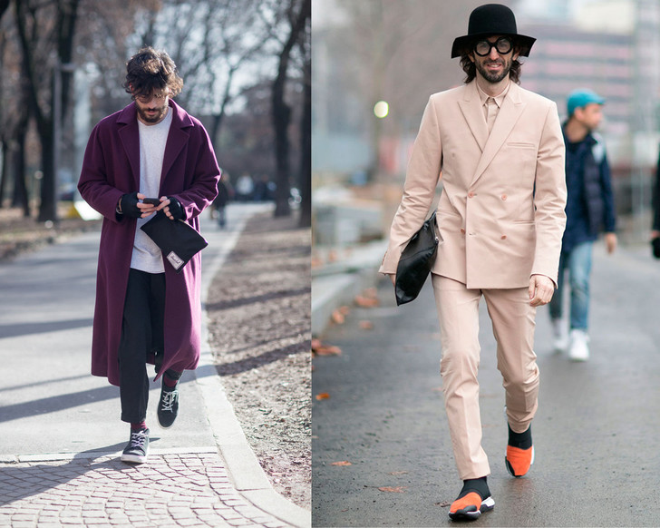 Фото №2 - Модный гардероб: 3 чисто женские вещи, которые парни у нас отвоевали