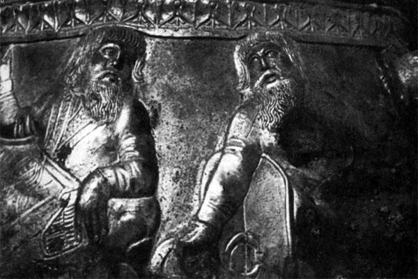 Фото №1 - Сыновья змееногой богини