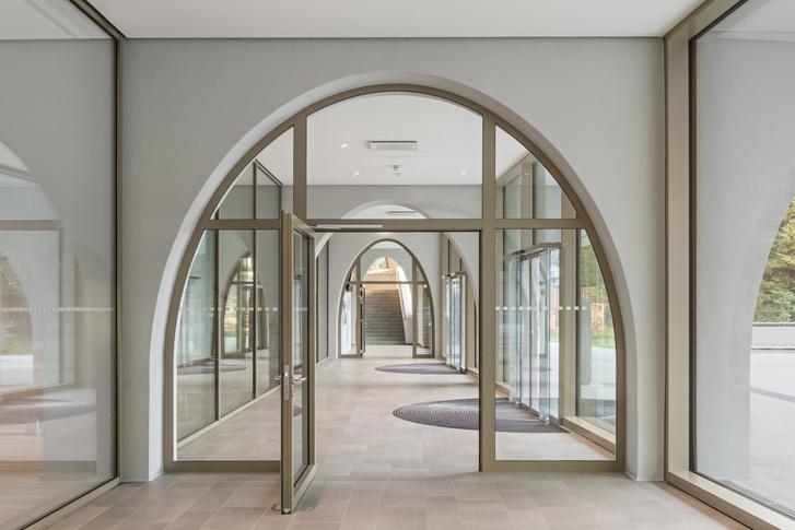 Фото №4 - Новое здание медицинского института в Зальцбурге