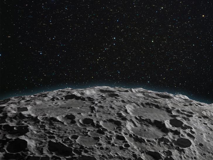"""Фото №1 - Китай отправит на Луну """"Нефритового кролика"""""""