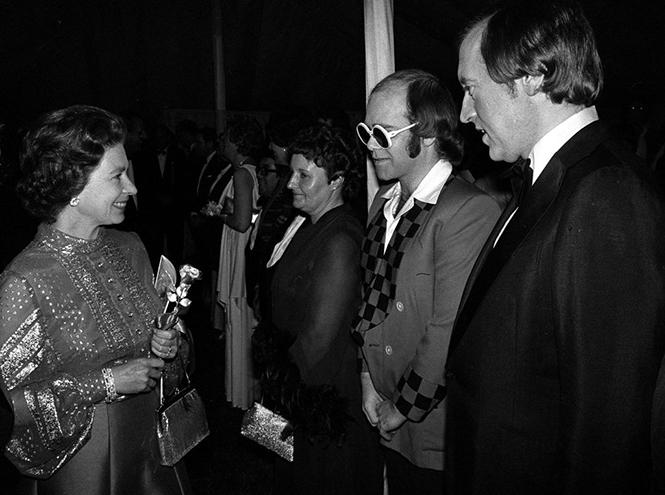Фото №2 - Как Ричард Гир и Сильвестр Сталлоне едва не подрались из-за принцессы Дианы