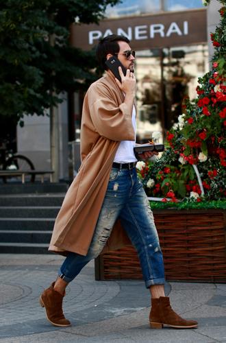 Фото №11 - Public talk: Street Style – 10 лет на улицах города