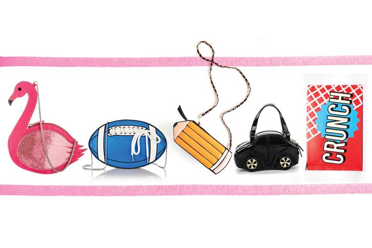 Сумка, Floozie by Frost French; сумка, Finds; сумка, ModCloth, 3 500 руб.; сумка, Braccialini, lamoda.ru; сумка, Skinnydip, 2 800 руб.