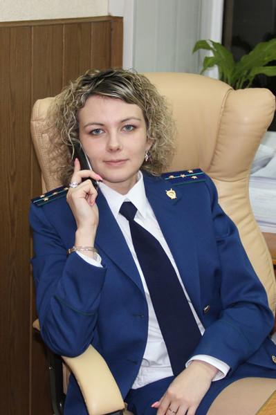 работа для девушки в прокуратуре