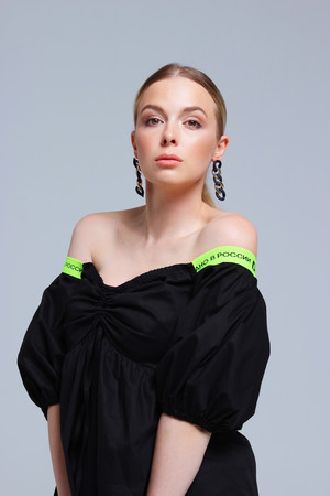 Фото №9 - «Хотелось бы поработать с Водяновой, Gucci, Милохиным»: как дизайнеры DNK прошли путь от хобби к успешному бренду