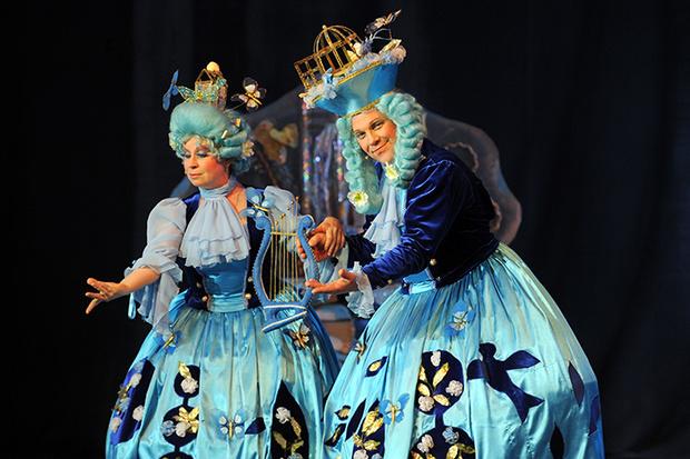 Фото №4 - Детский музыкальный театр имени Наталии Сац открыл юбилейный сезон