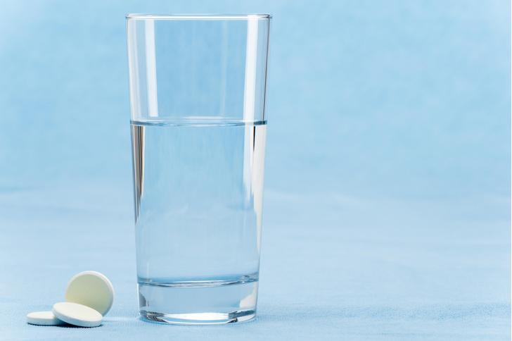 Фото №1 - Ученые рассказали о рисках, связанных с приемом аспирина