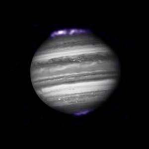 Фото №1 - Юпитер засветился