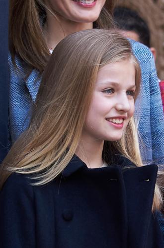 Фото №71 - Принцесса Леонор: история будущей королевы Испании в фотографиях