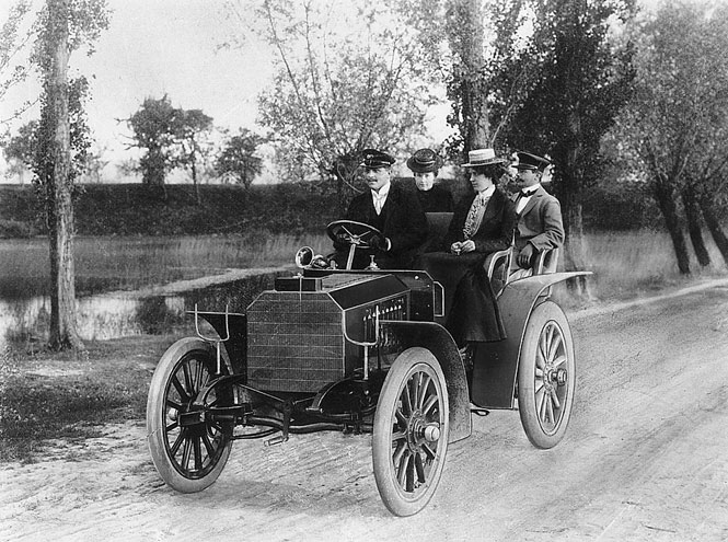 Фото №5 - 4 интересных факта о Вильгельме Майбахе, создателе первого автомобиля Mercedes