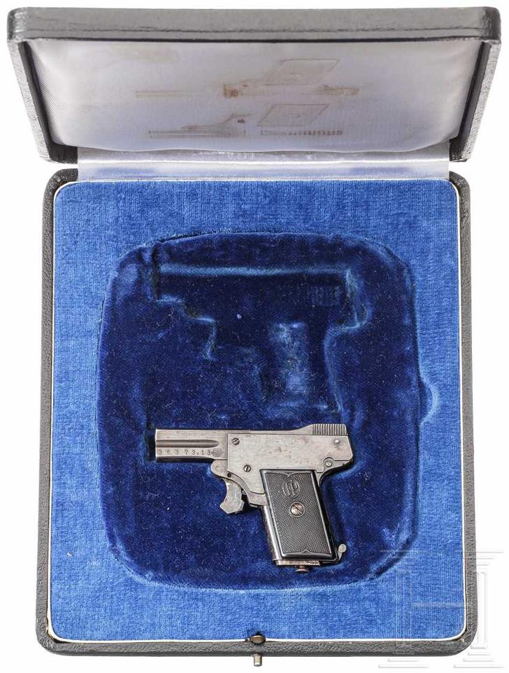 Фото №3 - Не ствол, а пукалка— история самого маленького в мире пистолета