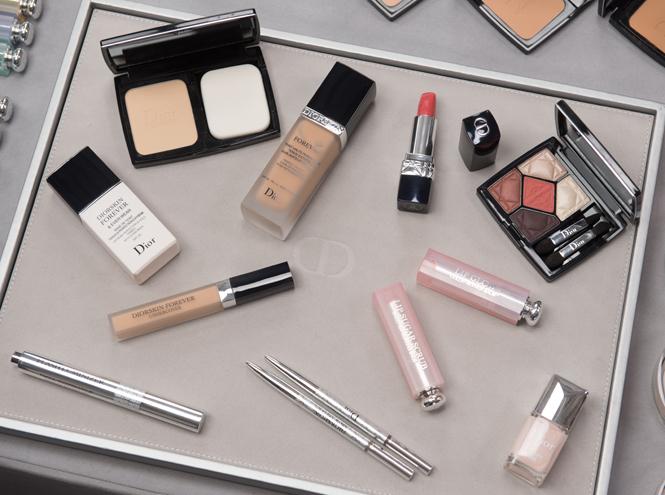 Фото №5 - Как повторить макияж с показа Dior Cruise 2018