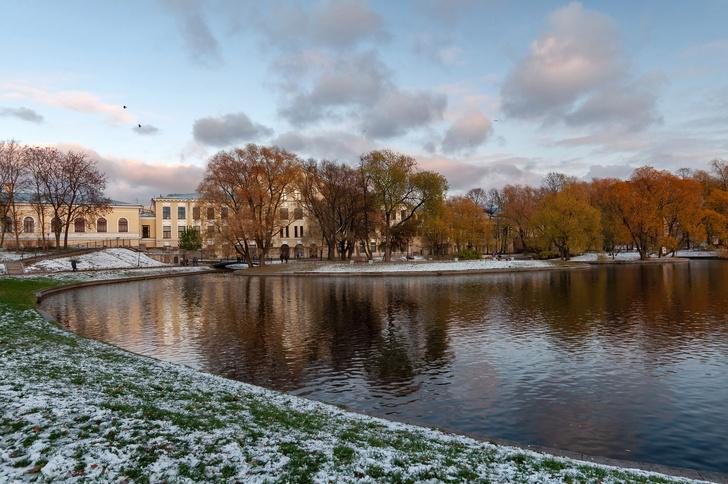 Фото №14 - Архитектурные прогулки: Петербург «культурный». Часть вторая