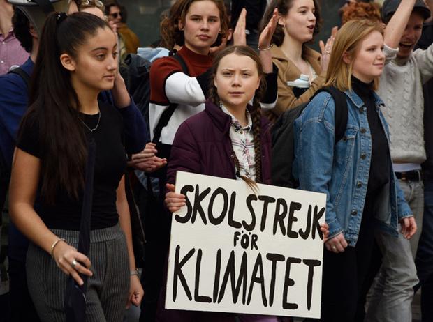 Фото №3 - Грета Тунберг: инструмент политической пропаганды или школьница, которая спасет мир?