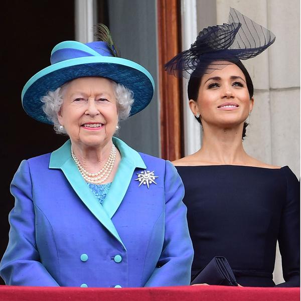 Фото №8 - Герцоги Кембриджские и Сассекские вместе вышли на работу