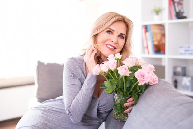 Фото №1 - Встречай весну и комплименты, а климакс подождет!
