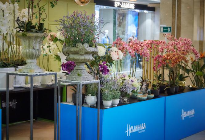 Фото №5 - Для дома и сада: «Галерее Неглинная» открыла Весенний базар