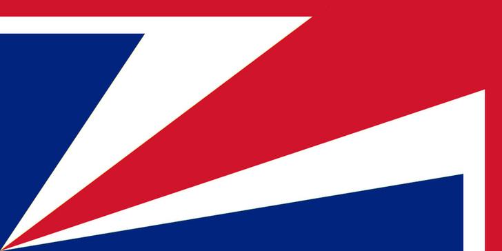 Фото №2 - Флаги одних государств в виде флагов других государств (странная галерея)