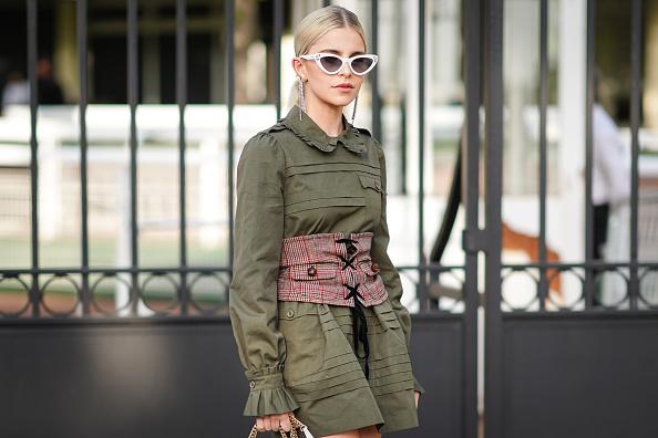 Фото №5 - Осенний must-have: как и с чем носить корсеты