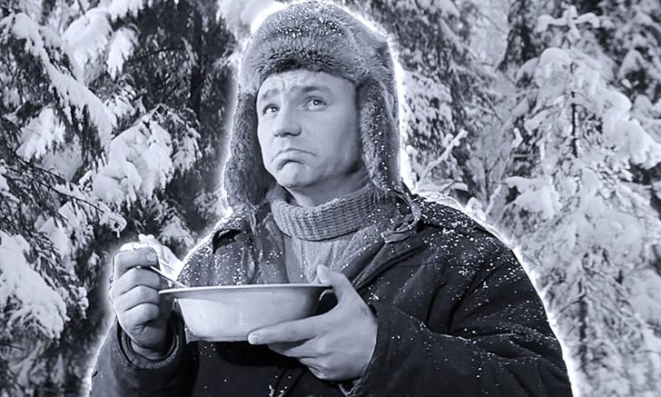 Фото №1 - Подлыжный корм: как выжить зимой в лесу без еды