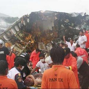 Фото №1 - Жертвами авиакатастрофы в Таиланде стали 91 человек
