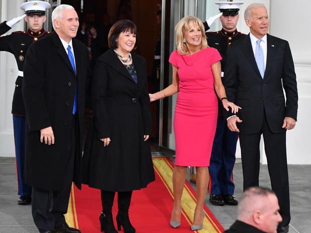 Фото №8 - Стиль Джилл Байден: как одевается новая Первая леди США