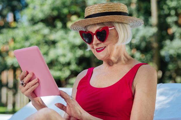 Фото №1 - Тест: какой вы будете в старости?