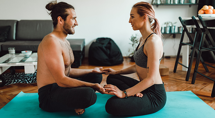 Йога для секса: 5 главных асан