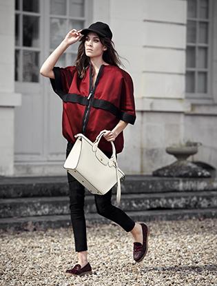 Фото №1 - Как у звезды: сумка Longchamp Le Pliage Heritage