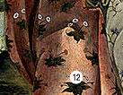 Фото №12 - 14 символов, зашифрованных в «Венере» Боттичелли