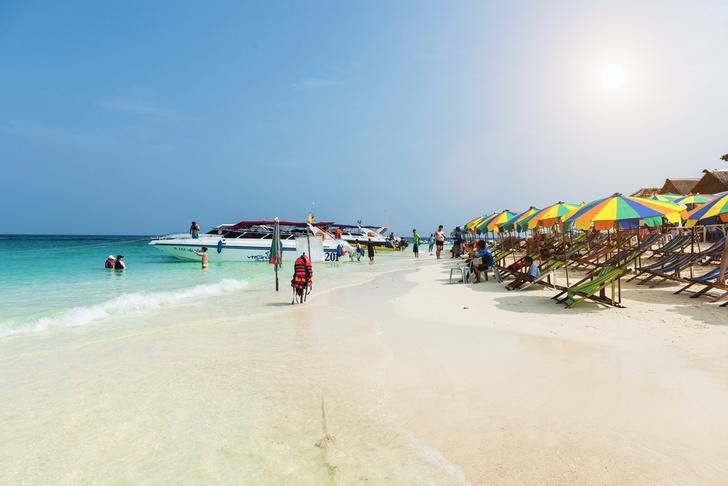Фото №2 - Таиланд закрывает для туристов три острова