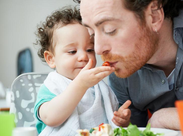 Фото №1 - Новые мужчины: Home daddies