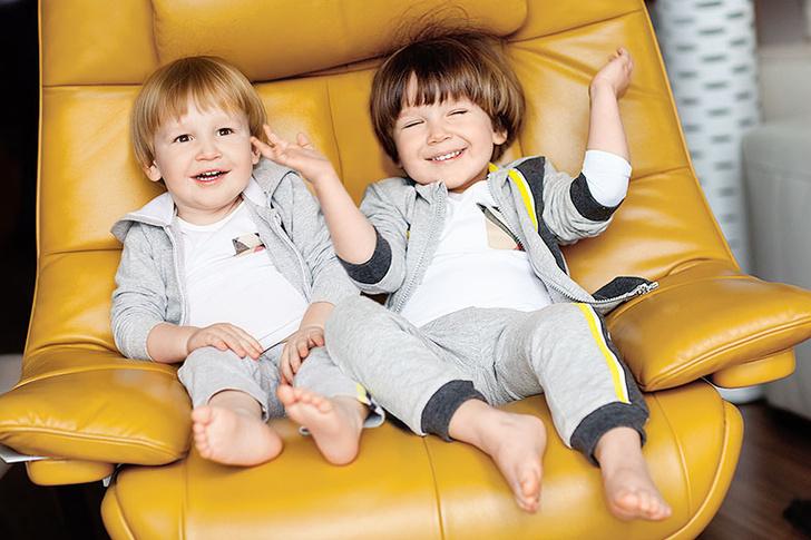 Фото №3 - Мария Кожевникова: мальчишек проще понять и легче воспитывать