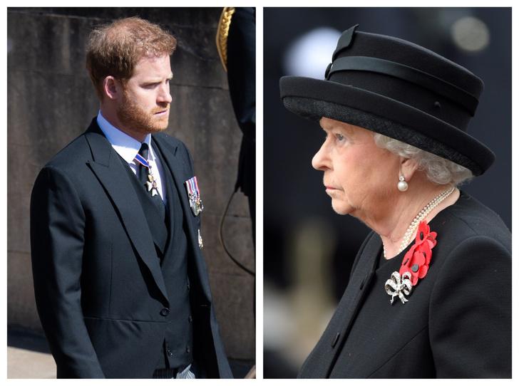 Фото №1 - Окончательный разрыв: почему Гарри не остался в Британии на день рождения Королевы