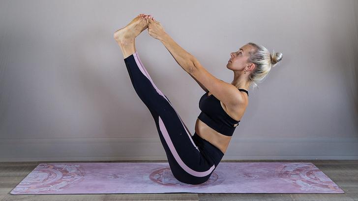 Фото №5 - Как превратить мамину йогу в увлекательное приключение для ребенка