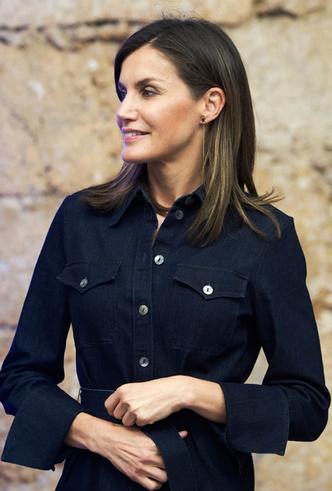 Фото №5 - 10 восхитительных джинсовых платьев, как у Меган Маркл и королевы Летиции