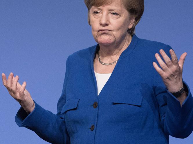 Фото №5 - Фатальная ошибка или хитрый ход Ангелы Меркель