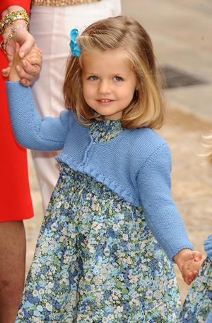 Фото №41 - Принцесса Леонор: история будущей королевы Испании в фотографиях