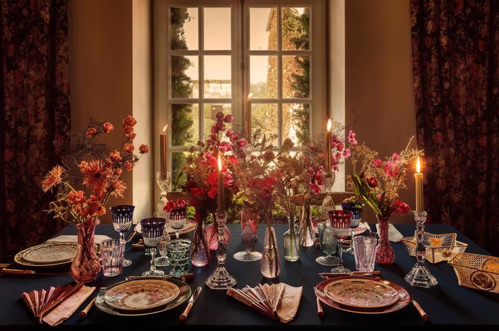Фото №2 - Рождественский декор: в гостях у арт-директора Dior Maison Корделии де Кастеллан