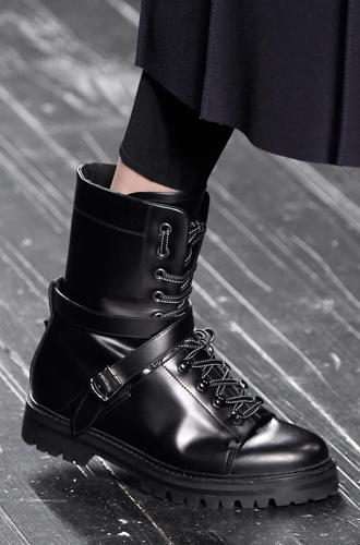 Фото №98 - Самая модная обувь сезона осень-зима 16/17, часть 2