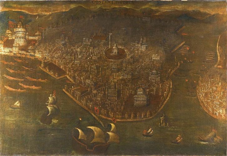Фото №9 - 10 фактов о соборе Святой Софии