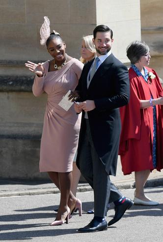 Фото №43 - 20 самых стильных гостей на свадьбе Меган Маркл и принца Гарри