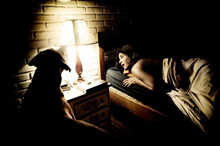 Фото №1 - Как собаки влияют на сон хозяев