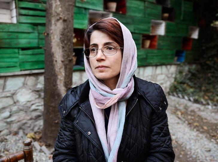 Фото №9 - 55 лет тюрьмы за протест против хиджаба: как иранские активистки борются за права женщин