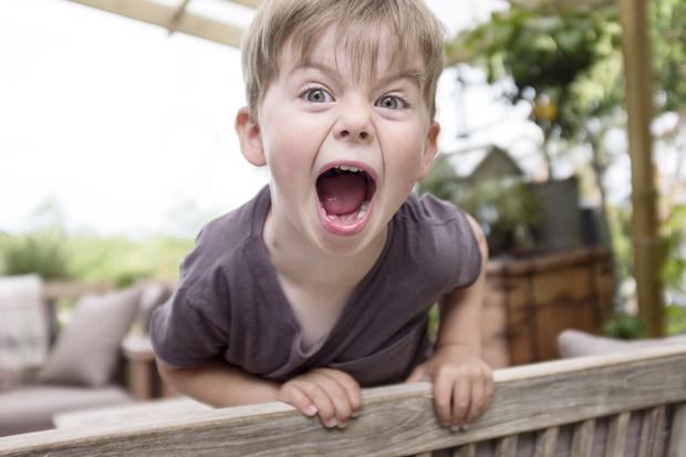 Фото №1 - Ребенок-тигренок: что делать, если он кусает маму