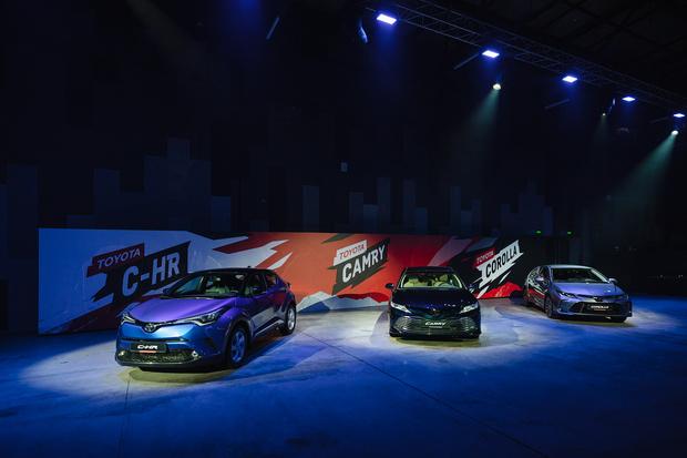 Фото №15 - Новый Toyota RAV4 представлен в Москве