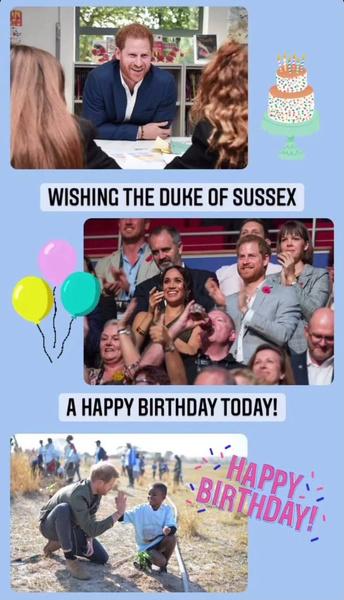 Фото №2 - Как Виндзоры поздравили принца Гарри с днем рождения: особое послание Чарльза и официальное от Кембриджских